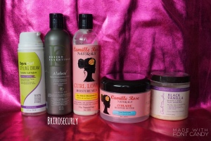 The Necessities for a Natural Hair Regimen